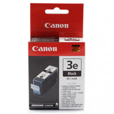 Canon BCI-3e Black Genuine Cartridge
