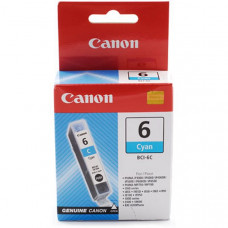 Canon BCI-6 Cyan Genuine Cartridge