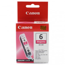 Canon BCI-6 Magenta Genuine Cartridge
