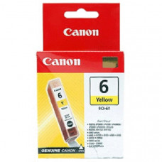 Canon BCI-6 Yellow Genuine Cartridge