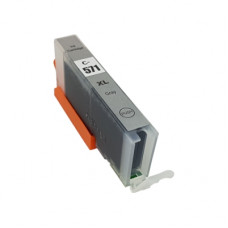 Compatible Cartridge for Canon CLI-571 High Capacity Grey Ink Cartridge.